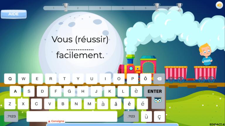 exercices français 5 - 6 harmos