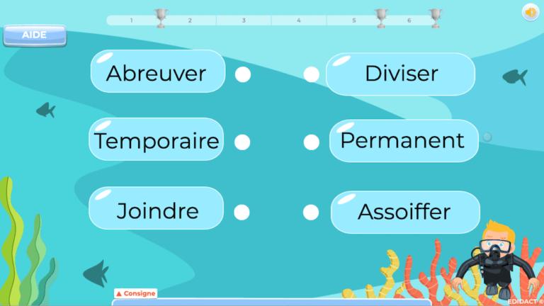 exercices français 9 harmos